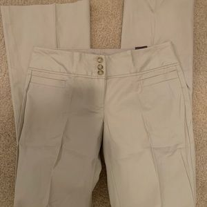 NWT! The Limited Drew Fit Pants Size 0